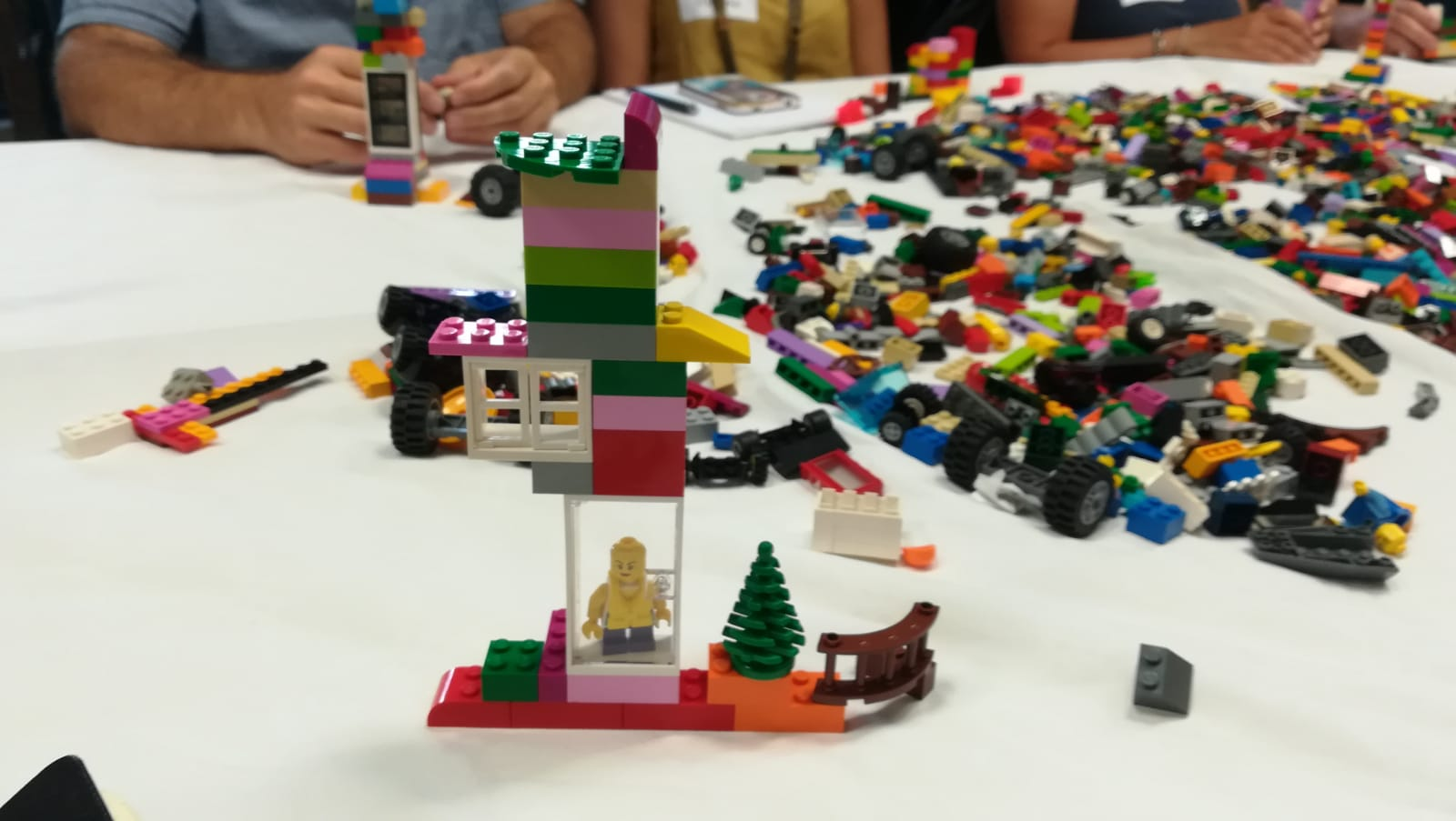 Business plan di successo Stefania Mana Lego Seriuos Play