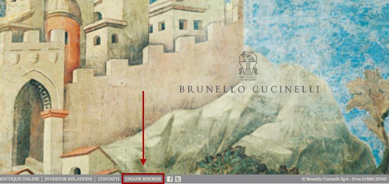 """""""Voglio lavorare per lui. Tutti vogliamo lavorare per lui"""". Brunello Cucinelli, l'impresa con l'uomo al centro."""